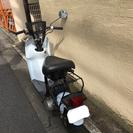 【美品】スズキ チョイノリ セル付 自賠責保険付き - バイク