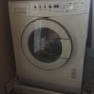 無印良品ドラム式洗濯機の画像