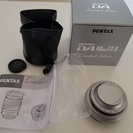 Pentax ペンタックス DA 40mm F2.8 Limit...