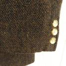ツイードのジャケット【01-008】