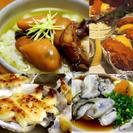 第4回つながるごはん ☆今が旬!!牡蠣祭り🐳