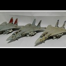 F-14トムキャット×3機セット(1/72)