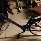 【美品】 定価43,200円の自転車をお譲り致します。