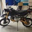 中華バイク 110cc ガレージ保...