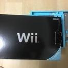 ★任天堂Wii ブラック 本体 リモコン ソフトのセット★