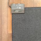無印良品 ホットカーペット 1.5畳の画像