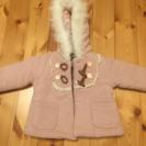 子供服 コート 90cm タグ付き
