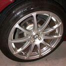アルファロメオ タイヤ/アルミ4本セット 17インチ