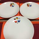 値下げ‼️ミッフィの17センチのお皿3枚セット
