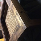 バリ  アジアン   コレクションチークローテーブル