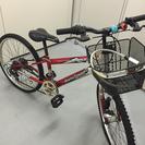 ベネトン子供自転車 24インチ