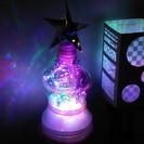 クリスマス工作教室 ~ 3色のLEDが光る!ドアチャイムを作ろう!