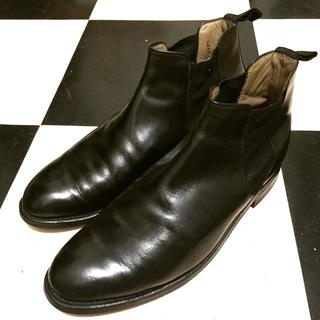 靴磨き、ケア、補修、リカラー