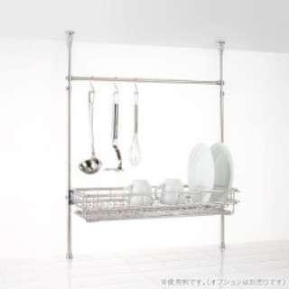 【新規募集中】KEYUCAつっぱり式食器水切りかご