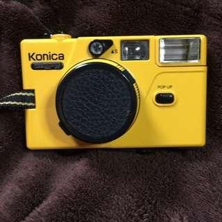Konicaフィルムカメラ