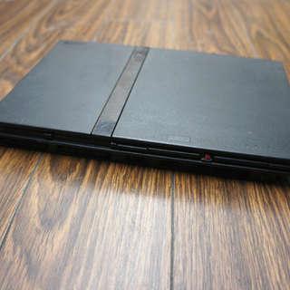 ソニー PS2 SCPH-70000 ブラック ジャンク品 現状販売