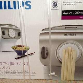 麺が作れます。