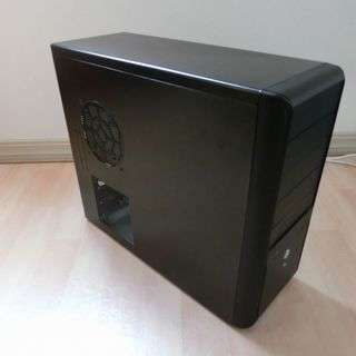 【完売しました】ATX PCケースのみ出品です。