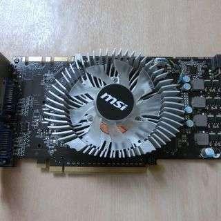 【完売しました】 グラフィックボードMSI GeForce GT...
