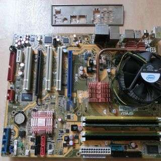 【完売しました】 ASUS P5K LGA775 P35 Cor...