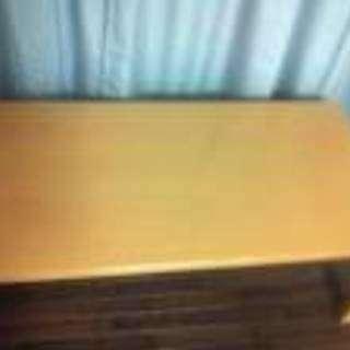 木製デスク 机 値下げ&処分(引取中)