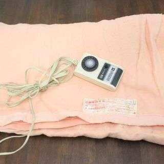 電気毛布 電気敷毛布 三菱電機の画像