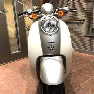 美しいバイク。 ホンダスクーピー、Af55