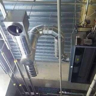 空調 ダクト 設備工事の社員募集 職人 技術者