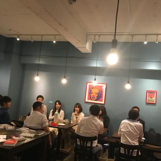 カフェ会in表参道☆FridaySpecial☆
