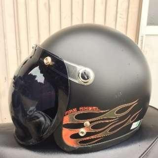 ヘルメット バイク用 フリーサイズ