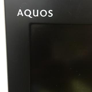 AQUOS 20型液晶テレビ
