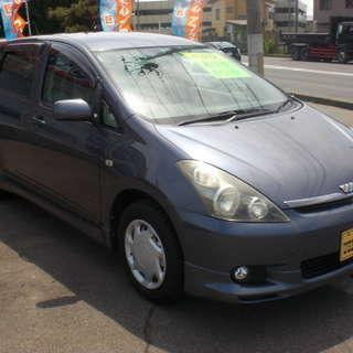 トヨタ ウィッシュ 1.8 X Sパッケージ 4WD 買取車...