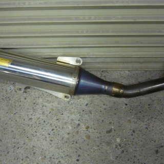 マジェスティ250 SG03J MacMadチタンステンマフラー