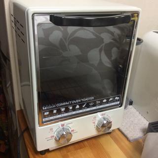 オーブントースター/コイズミ/縦型