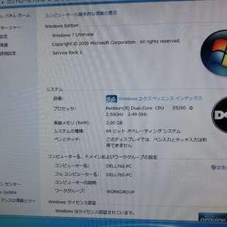 DELL デスクトップPC OPTIPLEX 760