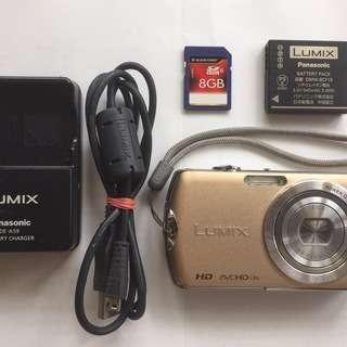 LUMIX DMC-FX70 デジカメ 中古 SDカード付き 価...
