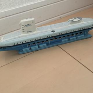 潜水艦フィギュア