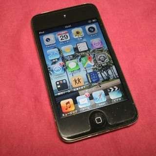 【値引き応談】iPod touch 4Gen 64GB