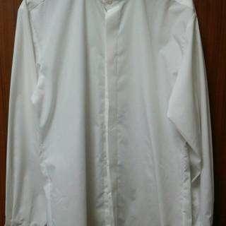 【再値下げ】結婚式ウエディング新郎シャツ(Lサイズ)