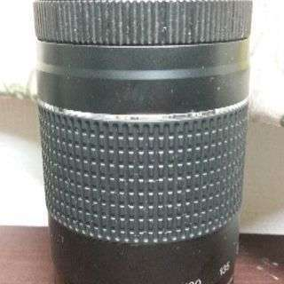 Junkカメラ市! 送料無料! canon 75-300mm 1...
