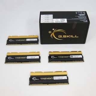 g.skill オーバークロックメモリ 8GB 4枚?