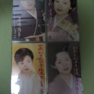 CD  石原詢子   昔のシングル盤