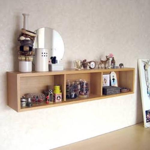 無印 壁に付けられる家具 - 家具