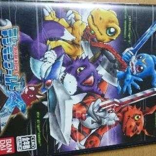 PS2 デジモンワールドX