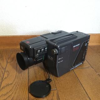VHS C ビデオカメラ SHARP