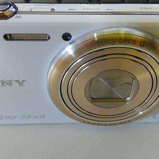 【デジカメ 売ります】SONY サイバーショット DSC-WX170