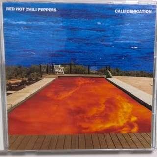 【CD】レッド・ホット・チリ・ペッパーズCalifornication
