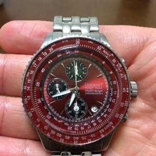 腕時計『赤い悪魔』※難あり