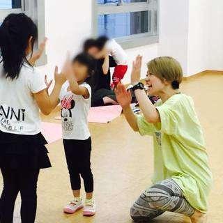 【プロの振付師から学ぶ】キッズ★HIPHOPダンス