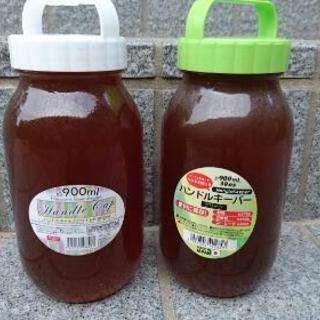日本蜜蜂の蜂蜜1200g